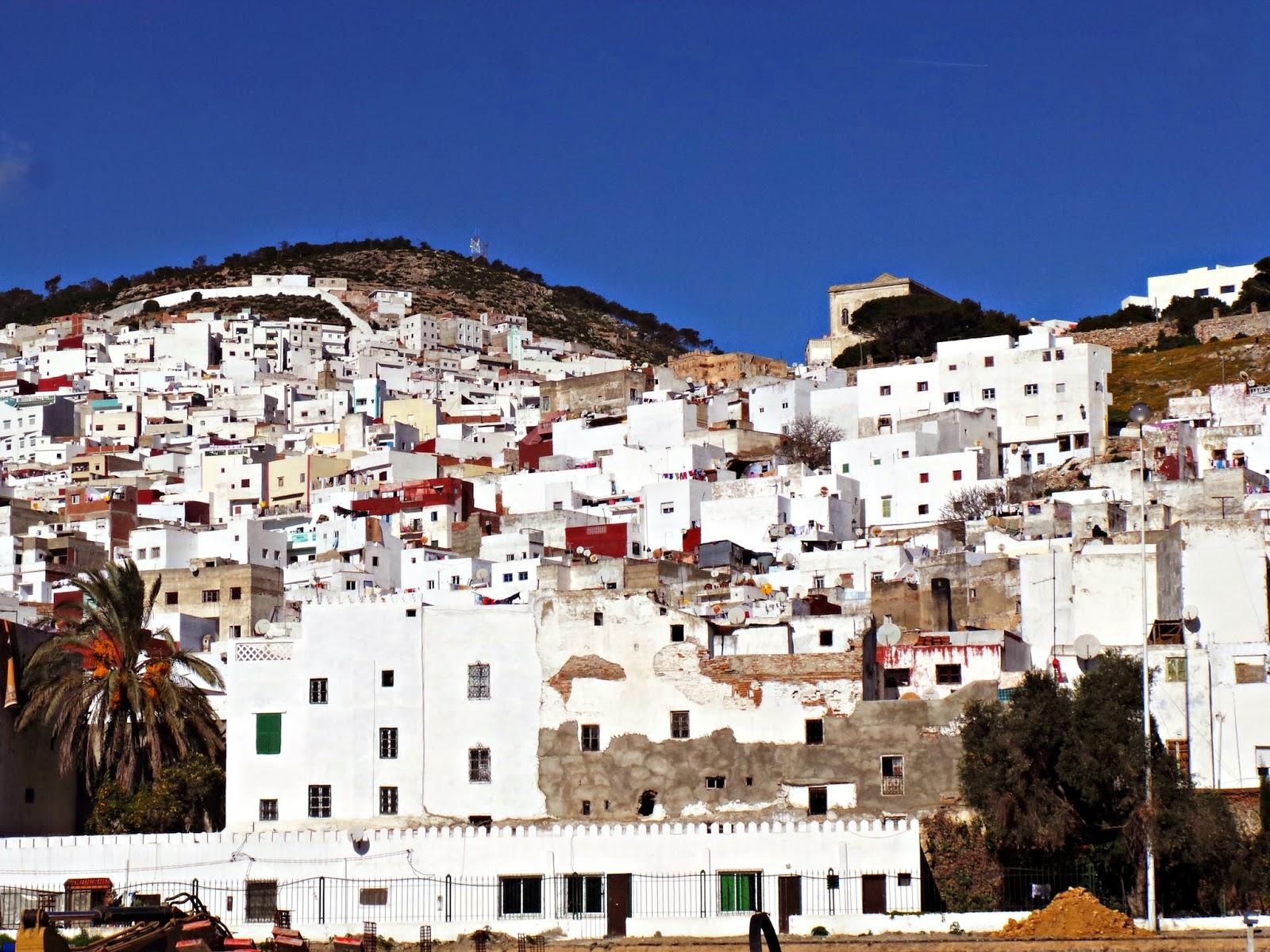 tetouan-vista-panoramica - Descubriendo Marruecos