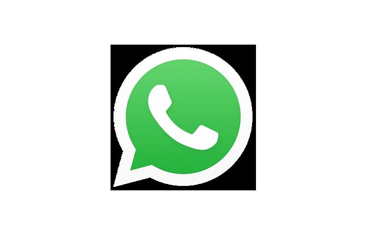 Contacta con nosotros vía Whatsapp
